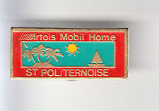 RARE PINS PIN'S .. TOURISME CAMPING CAR CARAVANE MOBIL HOME VOILIER 62 ~BH