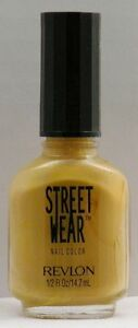 Revlon Street Wear Nail Color - Dijon #22