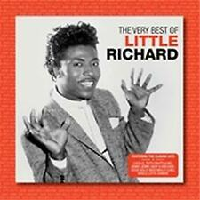LITTLE RICHARD The Very Best Of CD BRAND NEW Fanfare