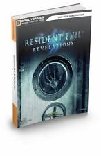 Resident Evil: Revelations Official Strategy Guide, BradyGames, Good Book