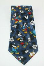 Mickey Mouse tie novelty Mickey unlimited made in Italy Disney