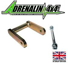 Adrenalin 4x4 heavy duty recovery jate ring for tow winch