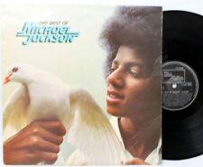Michael Jackson 33RPM Speed Motown LP Records