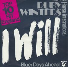 RUBY WINTERS - I Will - GERMAN ISSUE - EX - *LISTEN*