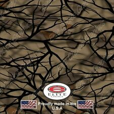"""Savage Fall CAMO DECAL 3M WRAP VINYL 52""""x15"""" TRUCK PRINT REAL CAMOUFLAGE"""