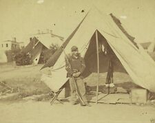 Federal 22nd New York soldier rifle Harpers Ferry New 8x10 US Civil War Photo
