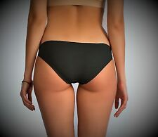 Organic Cotton - Women Bikini Bottom Yoga/ LIngerie/ Activewear/ Sports/ Fitness