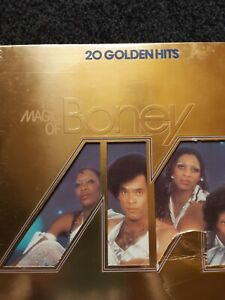 The Magic Of Boney M - 20 Golden Hits Original Vinyl LP