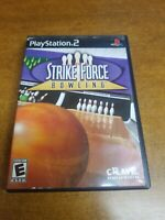 Strike Force Bowling (Sony PlayStation 2, 2004)