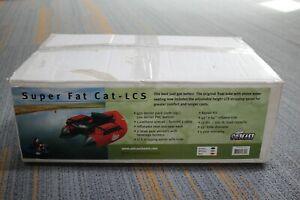 Outcast Super Fat Cat - LCS - Fishing Float Tube - Green