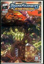 DW Comics TRANSFORMERS Energon #26 NM 9.4