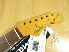 """Fender Stevie Ray Vaughan Stratocaster Neck 12"""" Rad Fender SRV Strat Neck Global"""