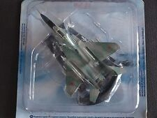 MIG 29 Fulcrum DeAgostini Diecast Russian Aircraft Collectable Model 1:144 Scale