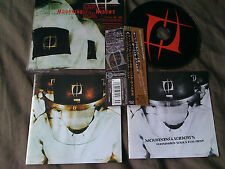NUNO BETTENCOURT /FURNISHED SOULS FOR RENT/ JAPAN LTD CD OBI