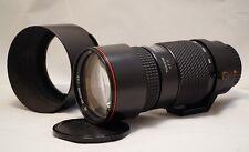 Tokina AT-X AF 80-200mm f2.8 Sony Alpha obiettivo lens