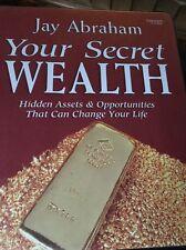 Jay Abraham Your Secret Wealth Hidden Assets & Opportunities 6 Cassettes
