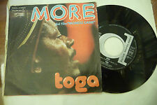 """RIZ ORTOLANI@TOGA/MONDO CANE-disco 45 giri DURIUM Italy 1976"""" OST/DISCO VERSION"""