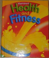 Harcourt Health and Fitness 2nd Grade Level 2 (2007, Hardcover) New