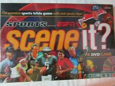 Vintage 2005 ESPN SPORTS SCENE IT? The DVD Game /  FACTORY SEALED