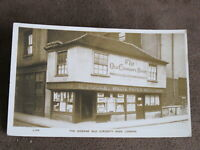 London real photographic postcard -Charles Dickens - Old Curiosity Shop