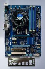Gigabyte GA-Z77P-D3 Intel Core i5-3470 4GB RAM Mainboard Bundle inkl. I/O