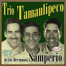 TRIO TAMAULIPECO DE LOS HERMANOS SAMPERIO Mexico Collection CD #15/100 - MEXICAN