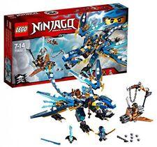 LEGO NINJAGO 70602 El Dragón Elemental de Jay NUEVO