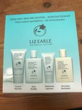 Liz Earle your daily skincare routine introduction kit combination skins new box