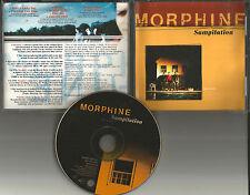Treat her right MORPHINE Sampilation 1997 RARE 8 TRK CAREER PROMO CD SAMPLER USA