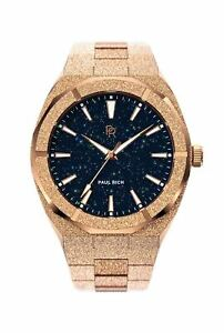 Paul Rich Watch - Frosted Star Dust Rose Gold - 45 MM - 35% off