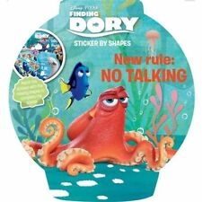 FINDING DORY STICKER BY SHAPES TRAVEL ACTIVITY SET