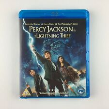 Percy Jackson And The Lightning Thief (Blu-ray, 2010, 2-Disc Set)
