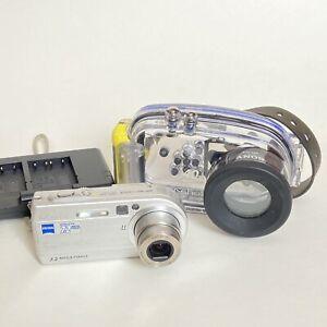 Sony Cybershot DSC-P150 Camera Underwater Housing MPK-PHB 40M 120 feet Scuba