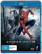 SPIDER-MAN 3 (Region B) - James Franco, Tobey Maguire, Kirsten Dunst