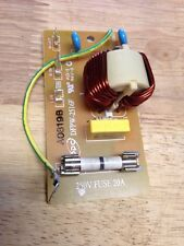 Amana Maytag Whirlpool Microwave Noise Filter w/ Line Fuse W10422269