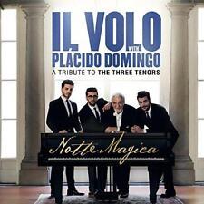 Il Volo With Placido Domingo - Notte Magica - A Tribute To The Three Te (NEW CD)
