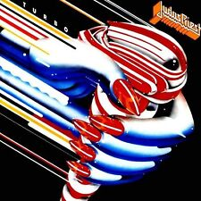 JUDAS PRIEST - TURBO - CD NUOVO SIGILLATO 2001 REMASTERED