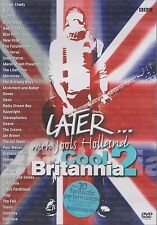 LATER WITH JOOLS HOLLAND - COOL BRITANNIA 2. 35 Magic Moments 1995-05 (DVD 2005)