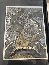 More details for metallica nothing else matters dan dippel poster