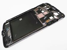 OEM ATT Samsung Galaxy S4 Active i537 i9295 LCD Frame Chassis Housing Bezel gray