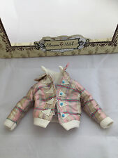 Prudence Moody-ESPecially JACKET - Tonner Ellowyne Wilde doll fashion - coat