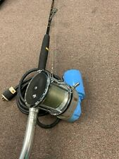 Penn Senator 12/0  With Lindgren Pitman Electric Motor And Custom 80lb Rod