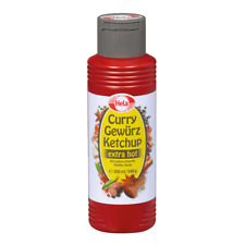 1 x  HELA Curry Gewurz KETCHUP extra-hot 300ml New from Germany
