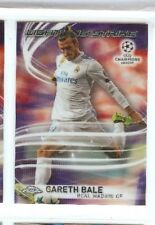 GARETH BALE 2018 TOPPS CHROME UEFA CHAMPIONS LEAGUE LIGHTNING STRIKE #LS-GB
