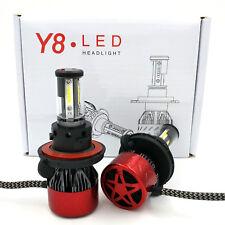 2010W 301500LM CREE 4-Side LED H13 9008 Headlight Hi/Lo Beam Bulb White 6000K 2x
