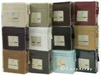 1800 Thread Count 4 pc Bed Sheet Set Available In Various Colors And Sizes