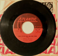"""CHUCK WILLIS - Hang Up My Rock And Roll Shoes - 7"""" 45RPM Vinyl Record - EX"""