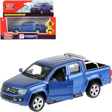 Volkswagen Amarok Blue Diecast Model Car Scale 1:43