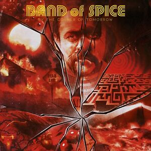 BAND OF SPICE - By The Corner Of Tomorrow - LP Black