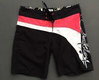 Oakley Women's  Board Beach Black Shorts Size 2 XS